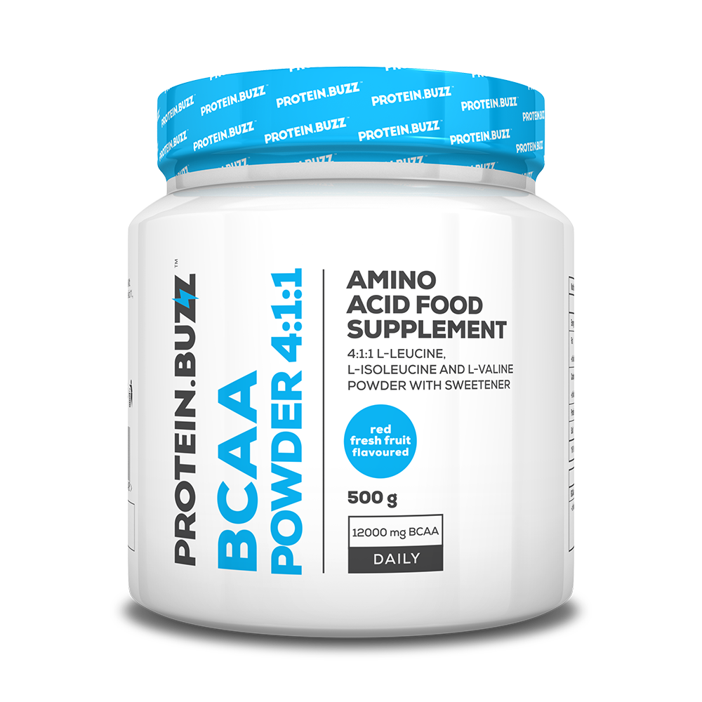 Protein Buzz BCAA Powder 4:1:1 500 gr.